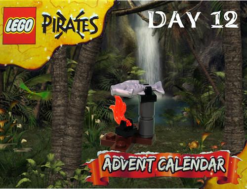 Pirate Advent Calendar Day 12