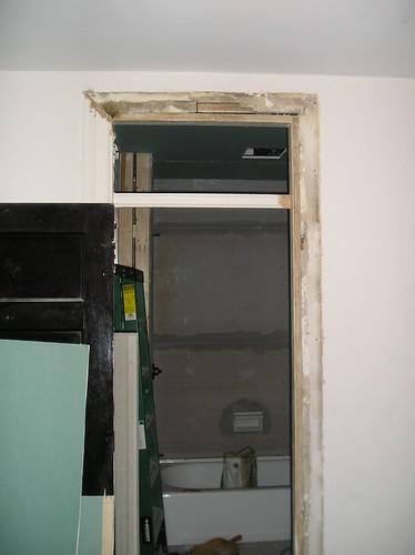 Door squaring Project