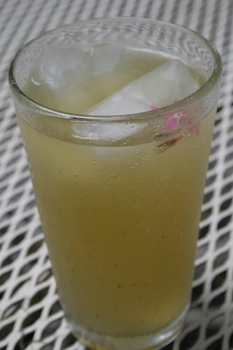 Borage lemonade