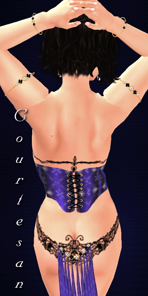Courtesan by Silk & Satyr