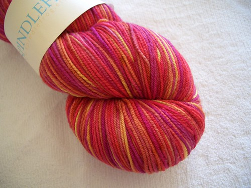 Spindlefrog Merino Sock Yarn