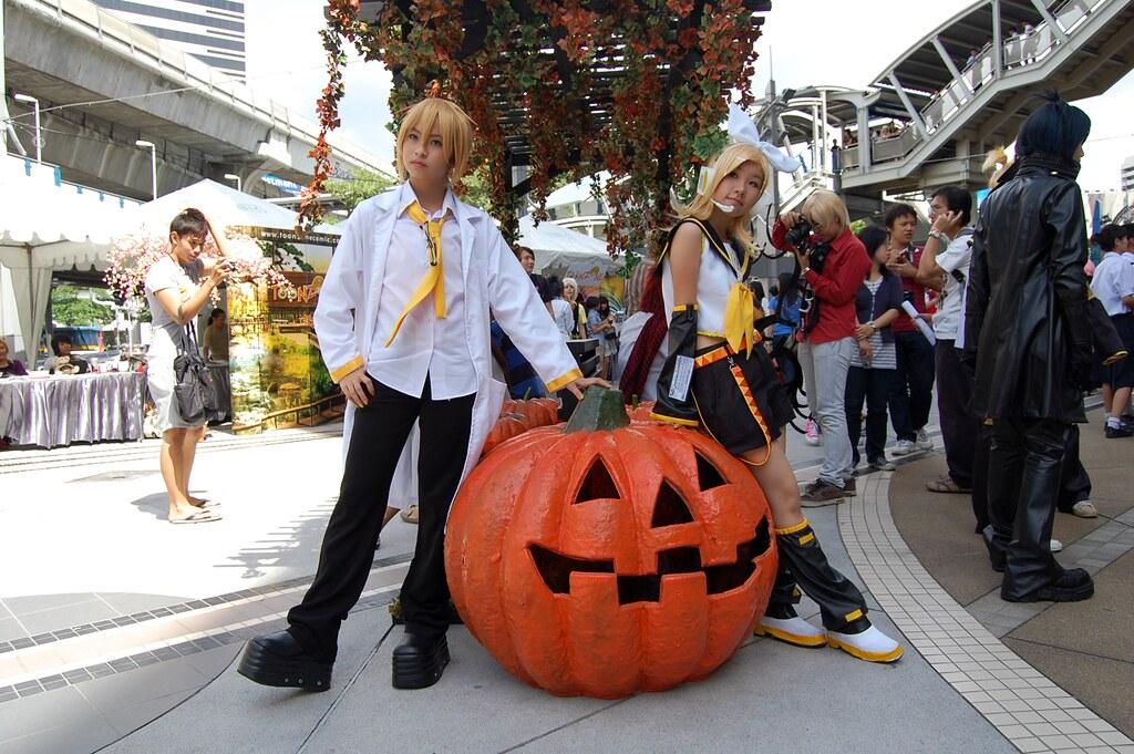 MBK Halloween Street