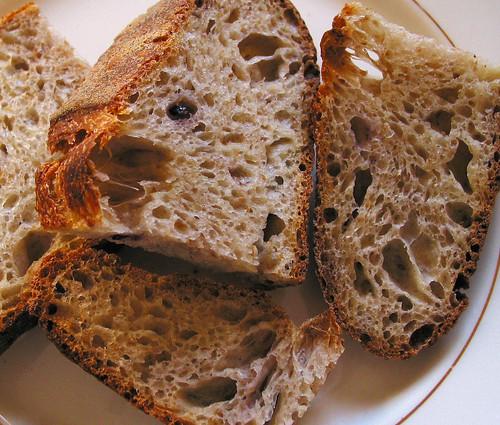 Simple Sourdough Loaf: Crumb & Crust