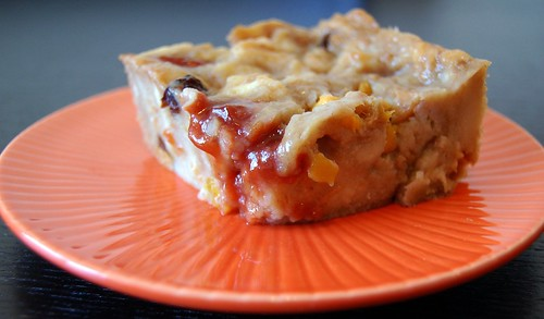 Mngo Guava Bread Pudding