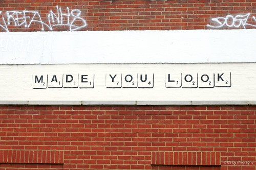 Made you look  (1/3)