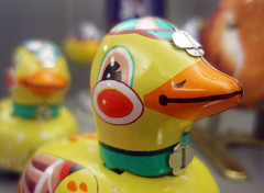 266/365 Duck! by Mykl Roventine