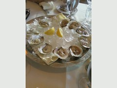 Tre Piani oysters