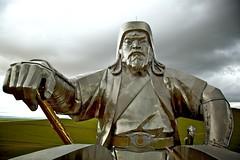 Ghengis Khan monument, Terelj National Park
