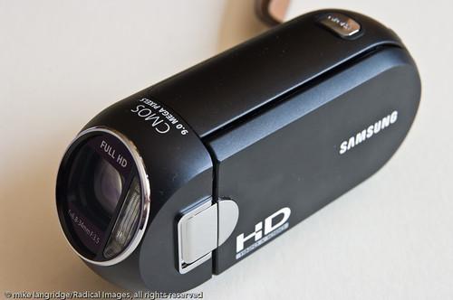 Samsung HMX-R10 Camcorder _G201344