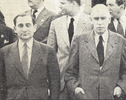 PMF et Keynes - 1946