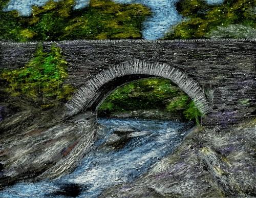 Dochart Bridge