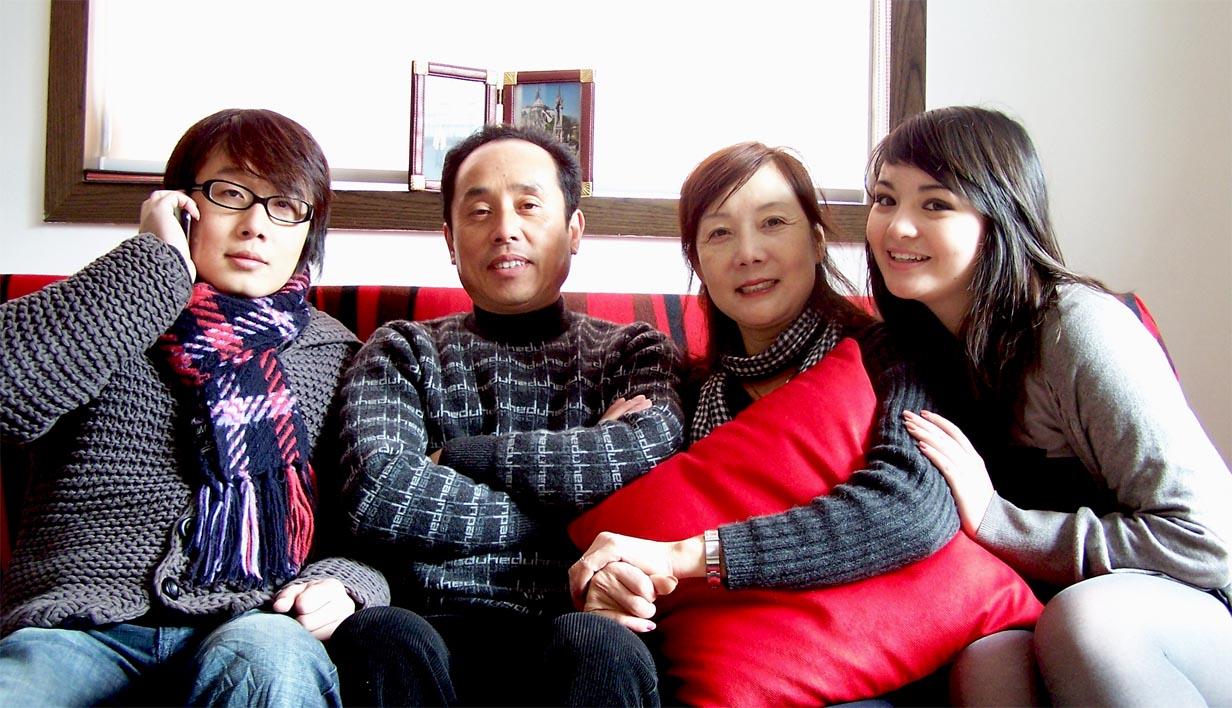 阿姨叔叔和哥哥