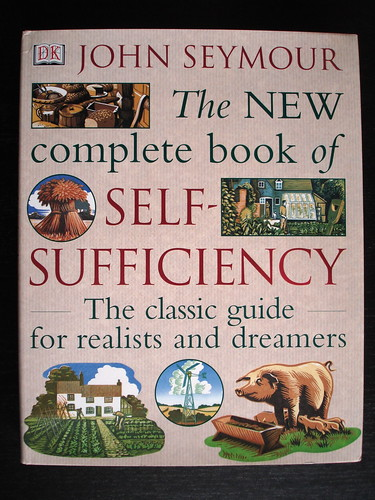 The NEW Complete Book of Self-Sufficiency