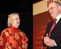 IU Professor Elinor Ostrom first woman to win ...