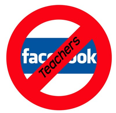 No-Facebook-for-Teachers