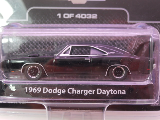 greenlight black bandit 1969 dodge charger daytona (2)