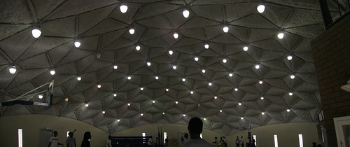 Mary Brown Community Center Dome Gym