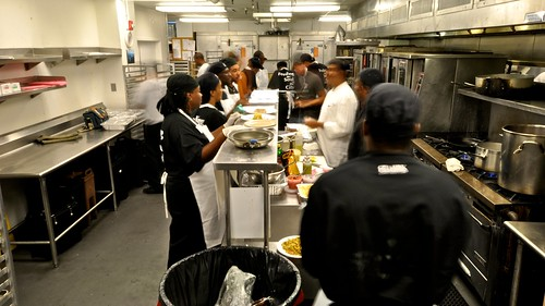 DC Central Kitchen - Indique Heights Teaches