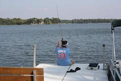 Chad fishing