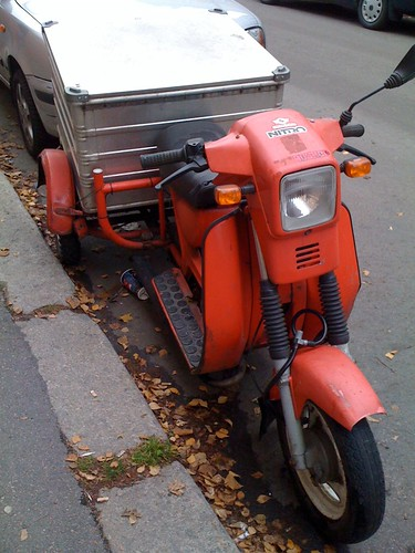 Kafkas motorbike?