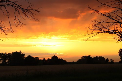 wschód słońca, sunrise