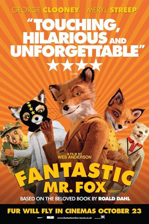 Fantastic Mr. Fox (2009) poster 9
