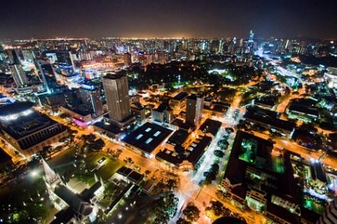 From my window - Singapore