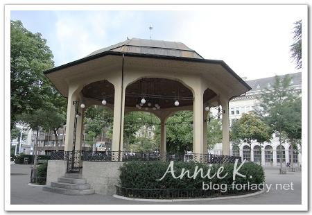 蘇黎世Bürkliplatz廣場