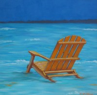 Elisabeth Olver: Ocean View (Chair)