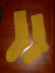 Nancy Bush Mystery Socks