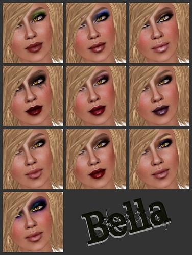 Tuli - Bella - Faces