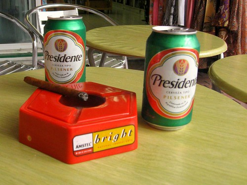 two beers and a cigar for $2.99