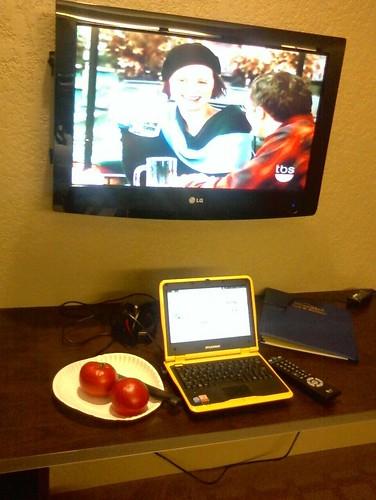 Hotel Room Workdesk