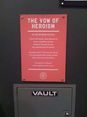The Vow of Heroism