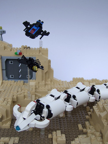 LEGO Space 2 by Rogue Bantha