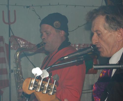 Mike & Darrell in Bamfield