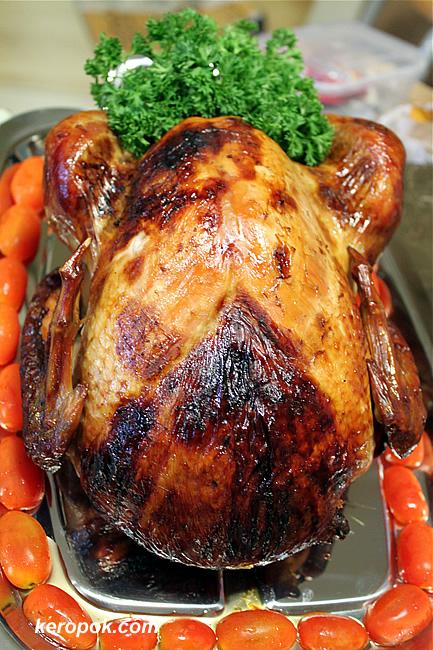 Home made Roast Turkey