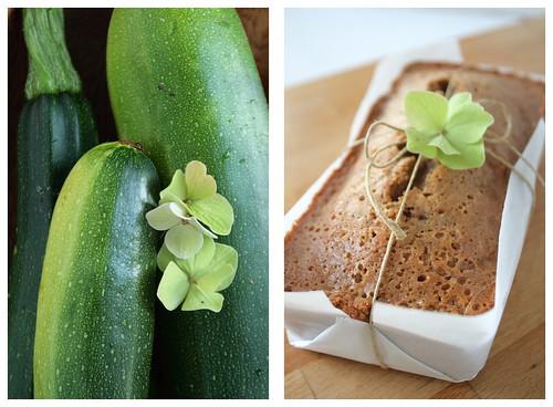 Zucchini + Bread
