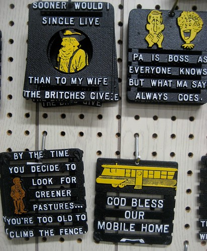 Trivet Wisdom and Pegboard