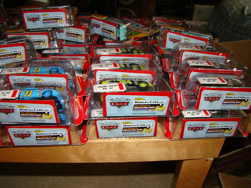 disney CARS Kmart Collectors day 3