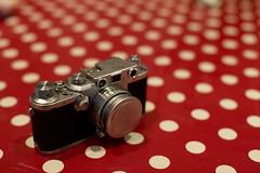 Leica III - Polka Dots