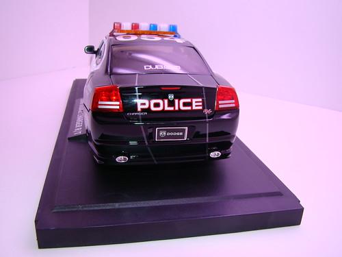 Jada Toys Dodge Charger Police (4)
