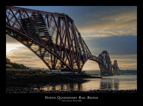 NORTH QUEENSFERRY RAIL BRIDGE