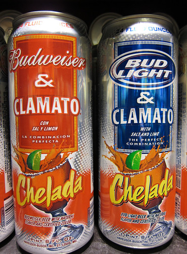 Budweiser & Bud Light Chelada