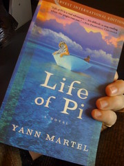 Life of Pi, novel by Yann Martell