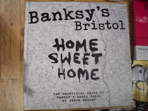 Home Sweet Home - Banksy