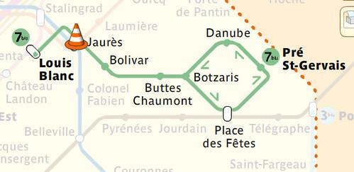 Line 7bis - ratp
