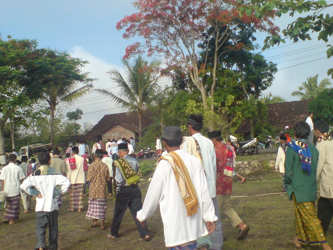 Shalat Ied di lapangan #grogol #indonesiabanget 11