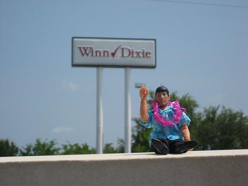 Spock at Winn-Dixie