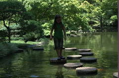 stepping stones by glennharper, on Flickr